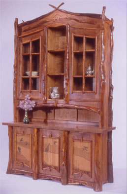 Juniper & Alder Custom Hutch