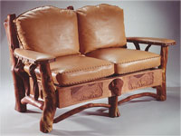 Yellowstone Centennial Loveseat